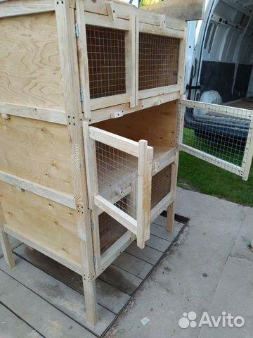 Клетка для кроликов  89200954267 купить 2