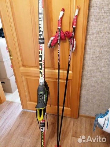 Беговые лыжи  89174335760 купить 4