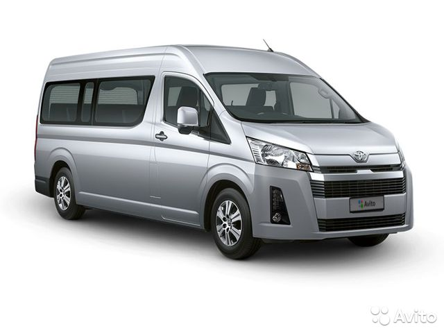 Toyota Hiace, 2020  88129216789 купить 1
