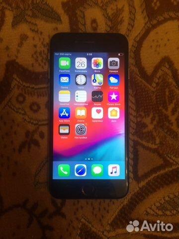 iPhone 6 64gb  89132007466 купить 1