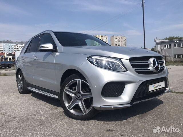 Mercedes-Benz GLE-класс, 2017  89226850000 купить 1