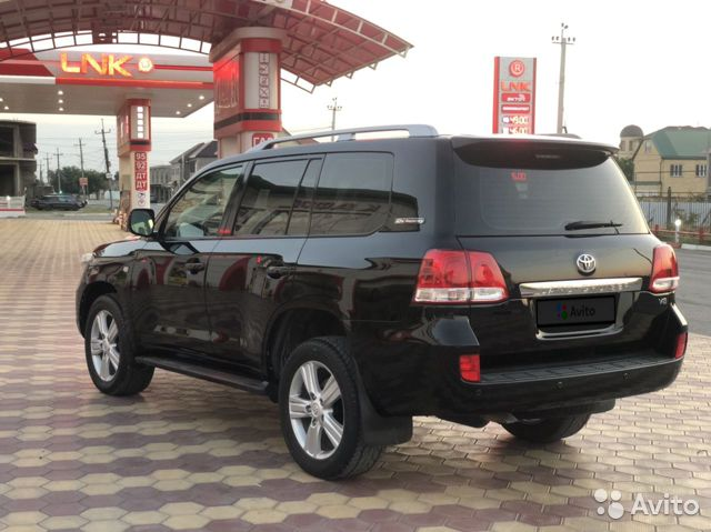 Toyota Land Cruiser, 2011  89270556666 купить 4