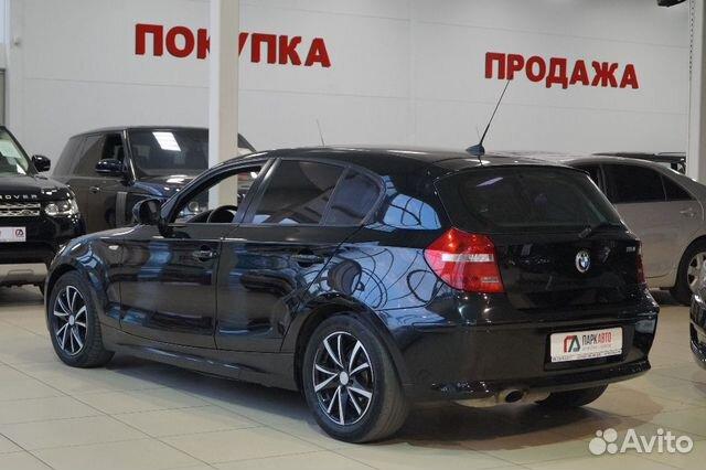 BMW 1 серия, 2011  89158531917 купить 7