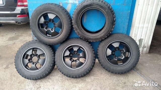 Колеса на ниву  89280765357 купить 1