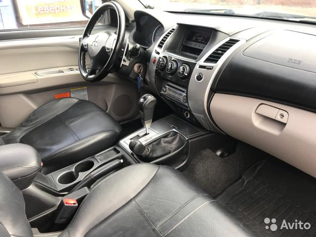 Mitsubishi Pajero Sport, 2010  89115200712 купить 9