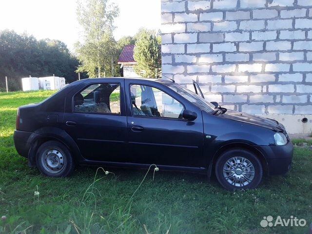 Renault Logan, 2006  89095757704 купить 3