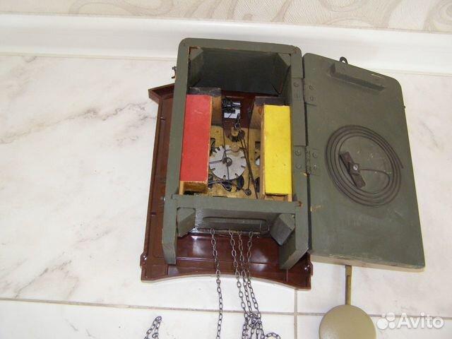 Приложение часы с кукушкой