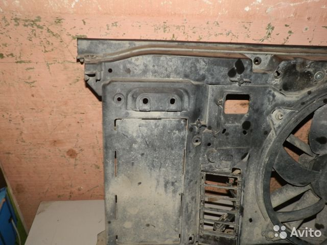 Вентилятор радиатора Ситроен С4  89041755273 купить 2