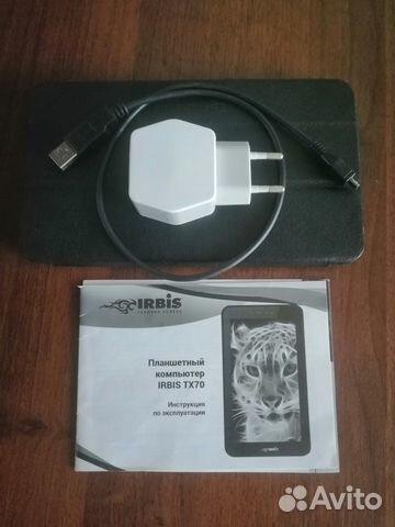 Планшет Irbis TX70 4 Гб  89192895995 купить 5