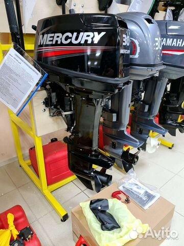Мотор Mercury 30M (новые моторы с завода tohatsu)  83466640640 купить 2