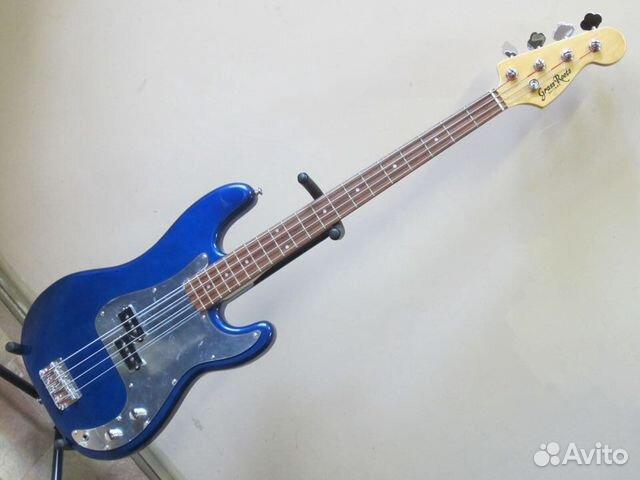 89025069832  Бас-гитара Grass Roots G-PB-42R (1998 Korea)