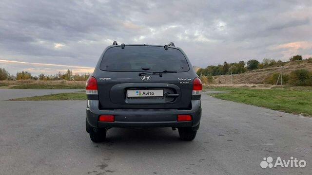 Hyundai Santa Fe, 2008  89063816458 купить 3