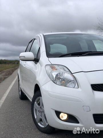 Toyota Vitz, 2007  89098118223 купить 1