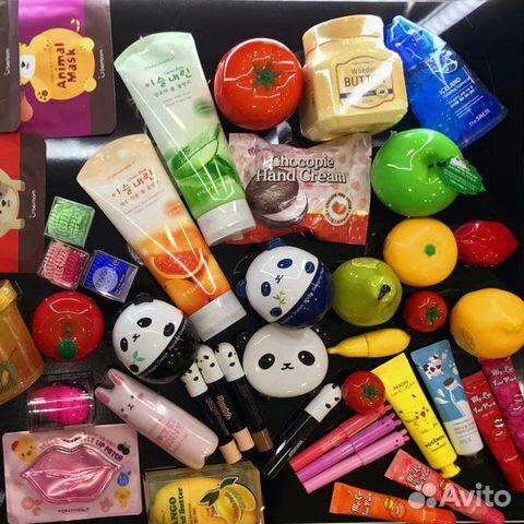 Азиатская косметика и аптека в Иркутске   Услуги   Авито