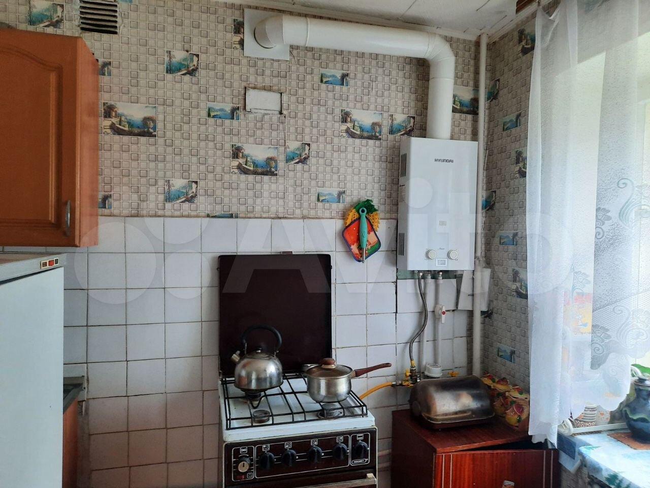 1-к квартира, 31 м², 4/5 эт.  89617608783 купить 8