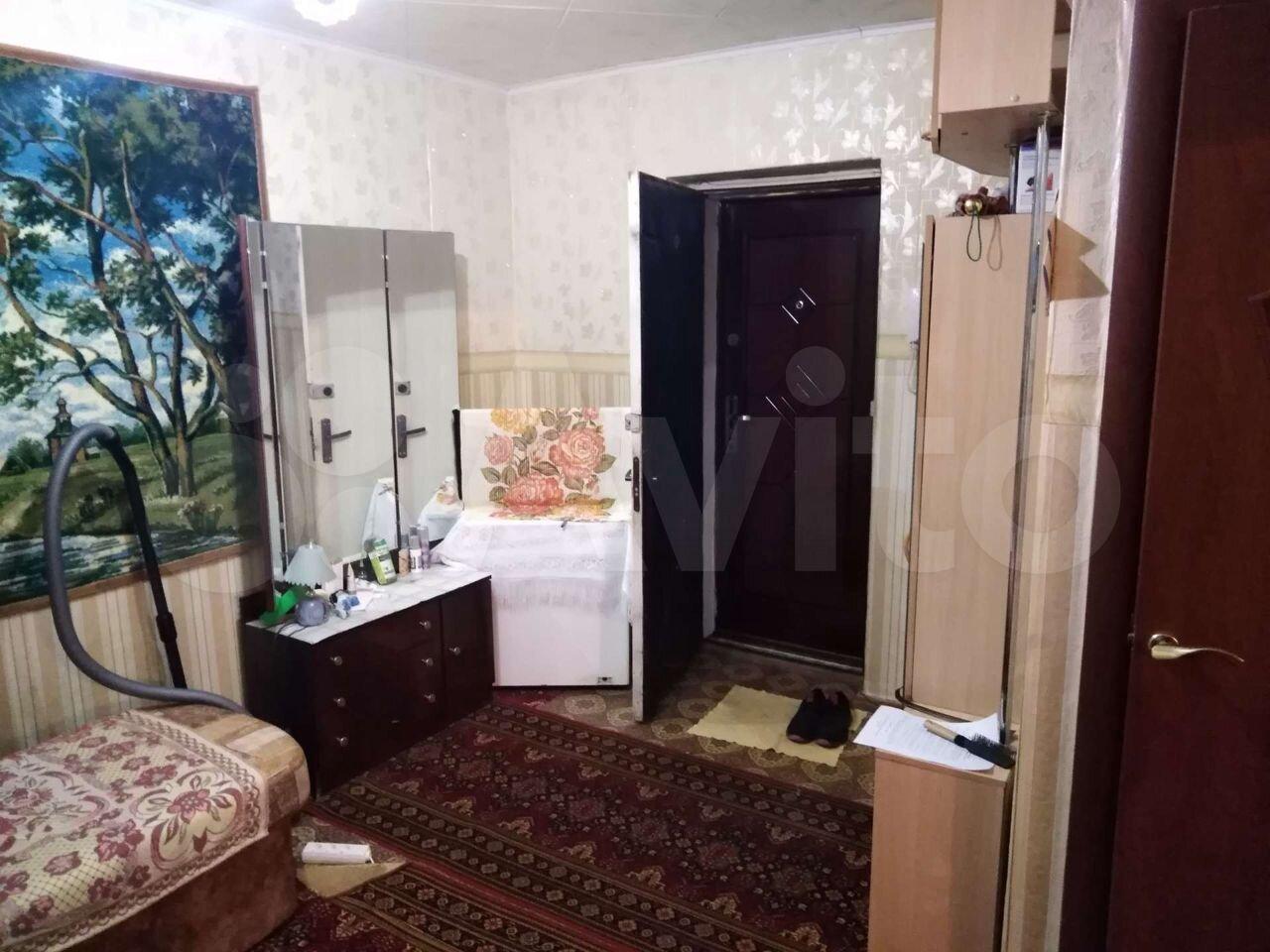 2-к квартира, 56 м², 4/4 эт.  89051383619 купить 2