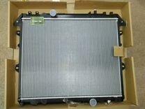 Радиатор охлождения Toyota Hilux (МКПП)