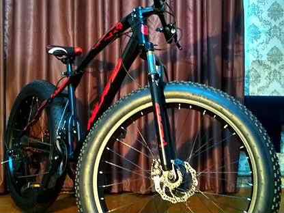 Горный велосипед Фэт байк hiland