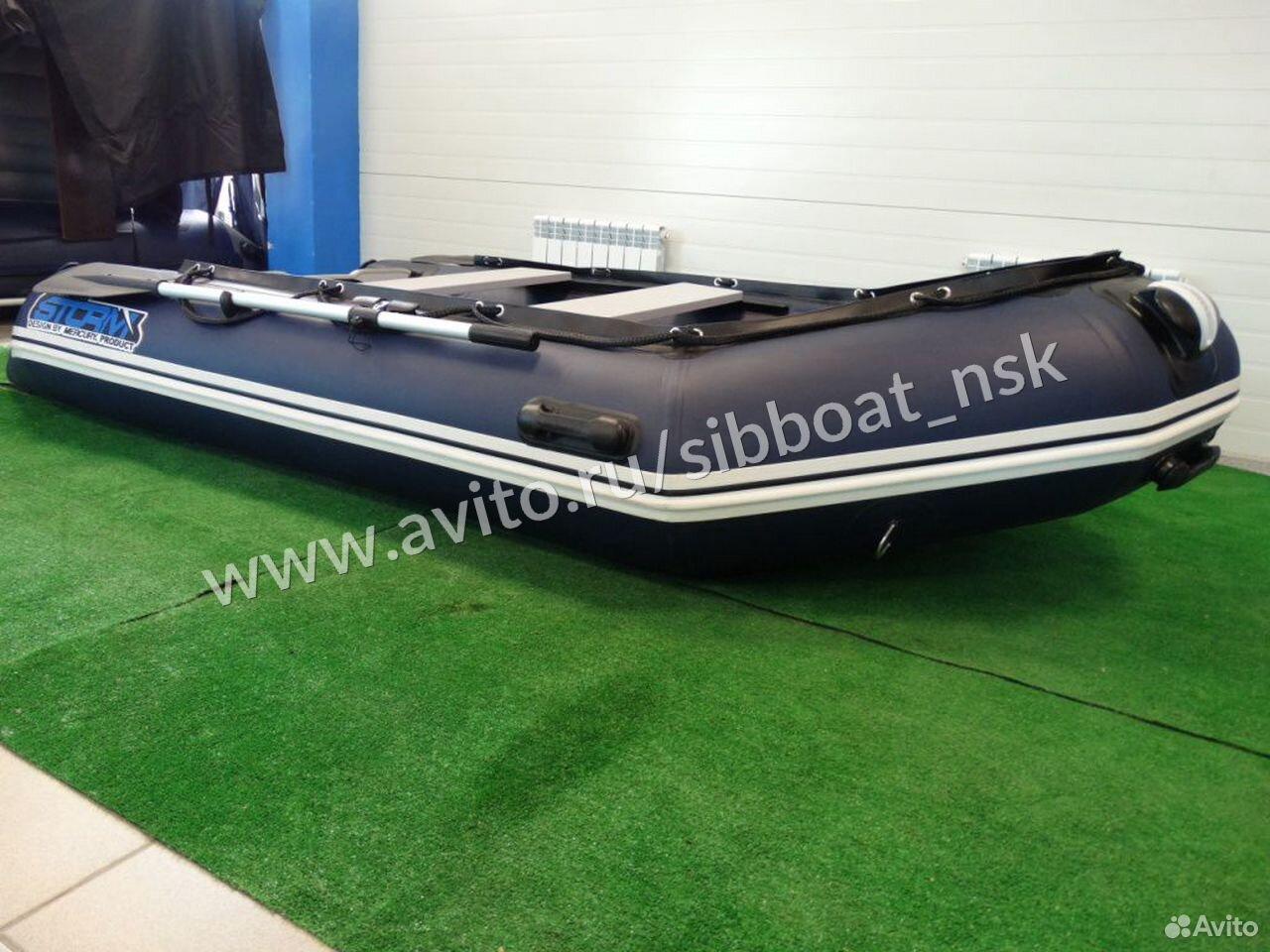 Лодка пвх Stormline Heavy Duty AIR light 340 нднд  89607825754 купить 5