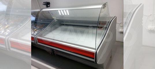 Холодильная витрина Ариэль купить в Республике Татарстан | Для бизнеса | Авито