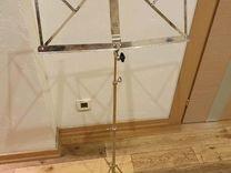 Пюпитр (подставка) для нот K&M. Производства Герма