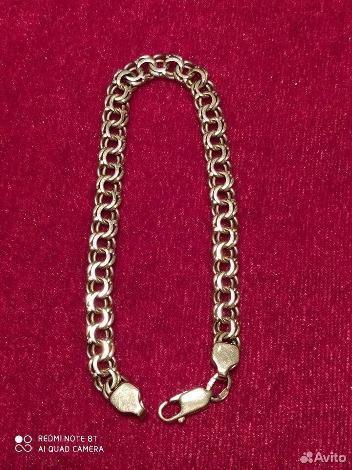 Золотой браслет 89062136171 купить 1