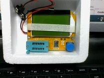 ESR метр Транзистор тестер Mega328 тестер