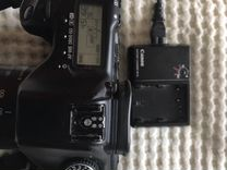 Canon 5D+ cannon ef 80-200 + батарейный блок c5ds