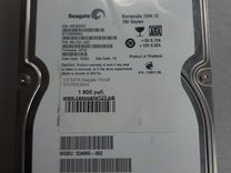 HDD Seagate barracuda 750 GB — Товары для компьютера в Краснодаре