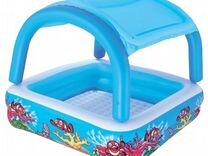 Продам Детский надувной бассейн bestway 52192