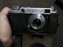 Фотоаппарат риарететный фед 2