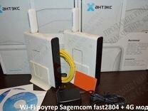 4G WiFi Модемы Роутеры Антенны Гарантия ZTE MF90+
