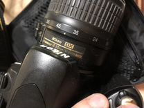 Фотоаппарат Nikon DX 40 — Фототехника в Москве