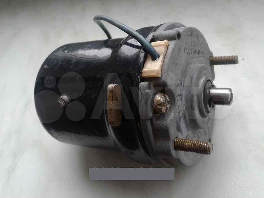Мэ-237 (211.3780) электродвигатель отопителя