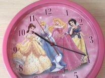 Часы с принцессами Дисней, Disney