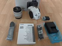 Новый Canon Eos 200D kit EF-S 18-55 IS STM