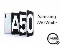 SAMSUNG A50 White