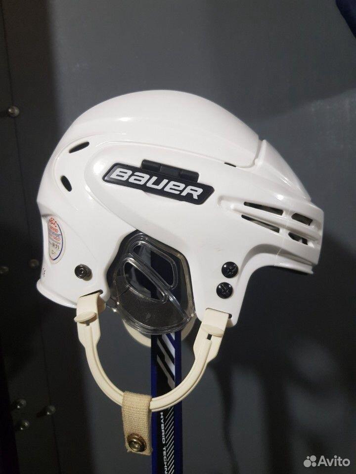 Хоккейный шлем bauer 5100. Размер M  89143382906 купить 3