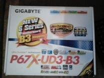 Gigabyte p67x-ud3-b3 + Intel Core i5 2500k