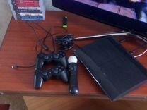 PS3 супер slim 500 гигабайт