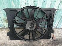 Вентилятор охлаждения Мерседес 211 219 E211 CLS