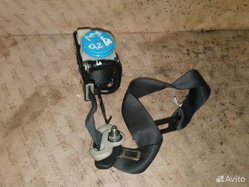 89530003204  Ремень безопасности передний Mazda 3 BM мазда