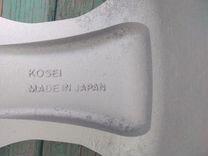 """Диски б/у крашеные """"kosei"""" япония"""