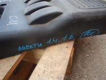 Накладка декоративная на двигатель Шевроле Лачетти