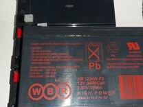 Аккумулятор 12V 7А