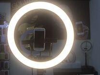 Кольцевая лампа 45см