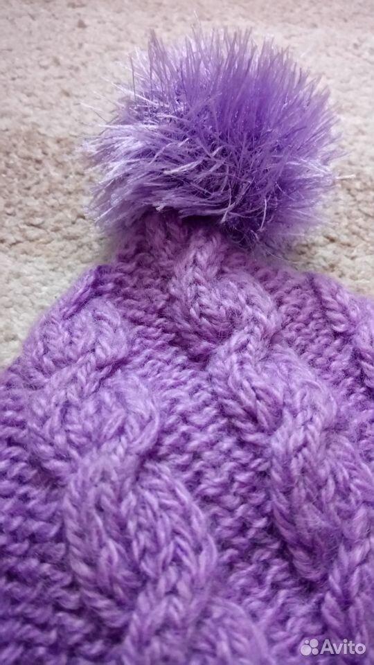 Куртка вязаная утепленная, р. 68-74  89213578617 купить 4