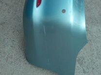 Задний бампер Toyota Allion 02-07