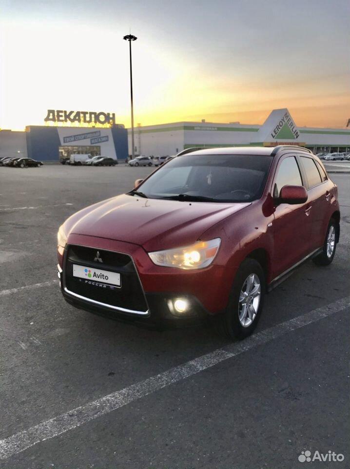 Mitsubishi ASX, 2010  89093571697 купить 2