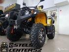 Новинка - квадроцикл Stels ATV Leopard 500Y